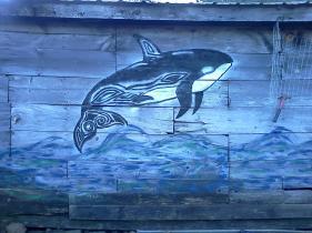 Barn whale